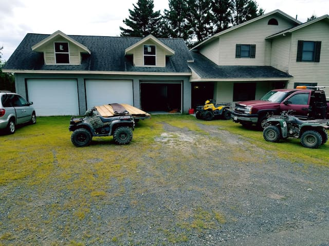 4 season Rentals,  4 Wheeling and Fishing at it's Best.