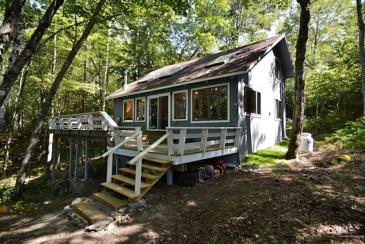 Secluded Acadia waterfront cottage on Taunton Bay!