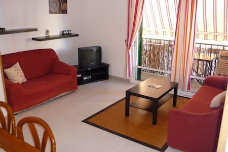 Apartamento climatizado y soleado - Es Castell  -Urb.Santa Ana - Appartement