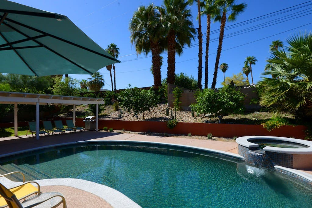 Oranj Palm Vacation Rental Home 13