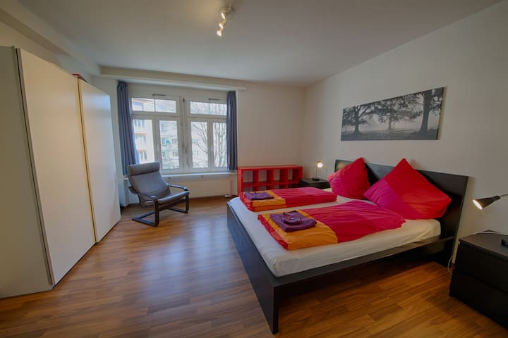 Nice 2.5 room Raspberry I Apartment