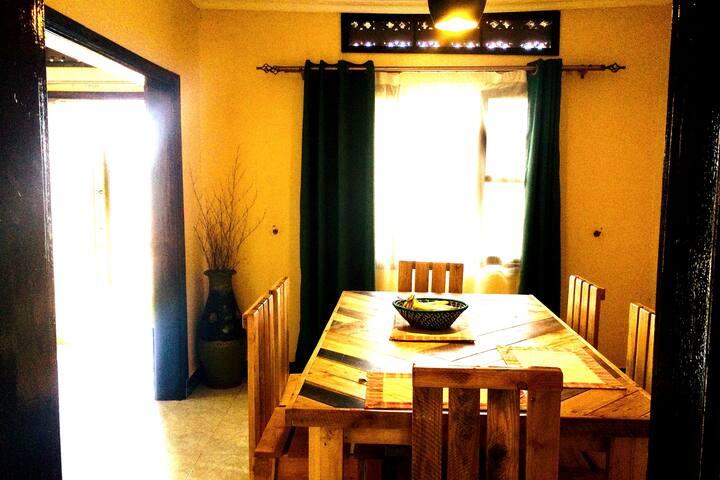 My Green Home - Rwenzori