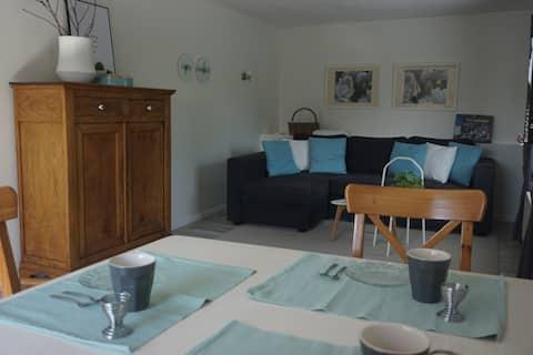 Perfect gelegen appartement in Zuid-Limburg