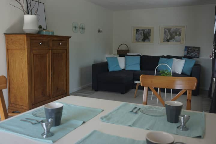 Perfect gelegen appartement in Zuid-Limburg