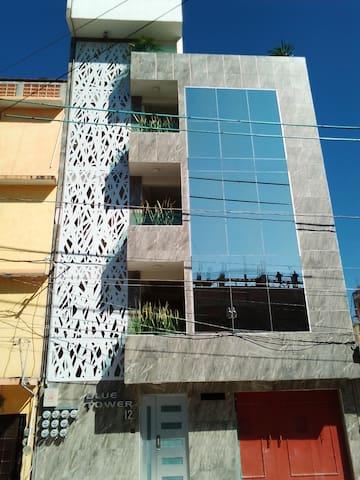 Edificio Blue Tower, Confort y Seguridad.