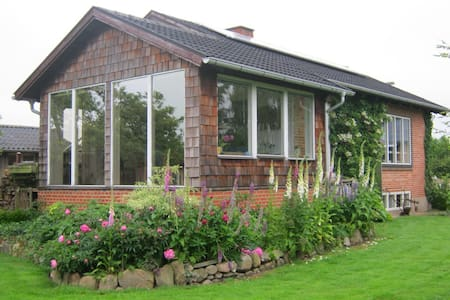Bed +/-breakfast,Bjerringbro 2rooms - Bjerringbro