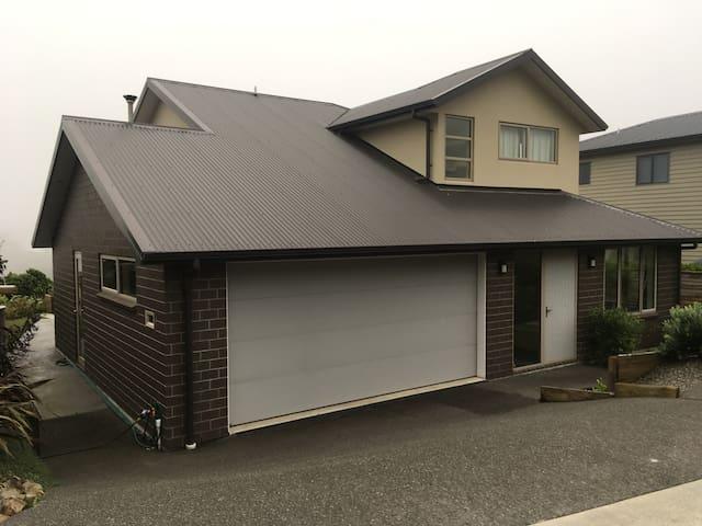 New home close to Wellington City