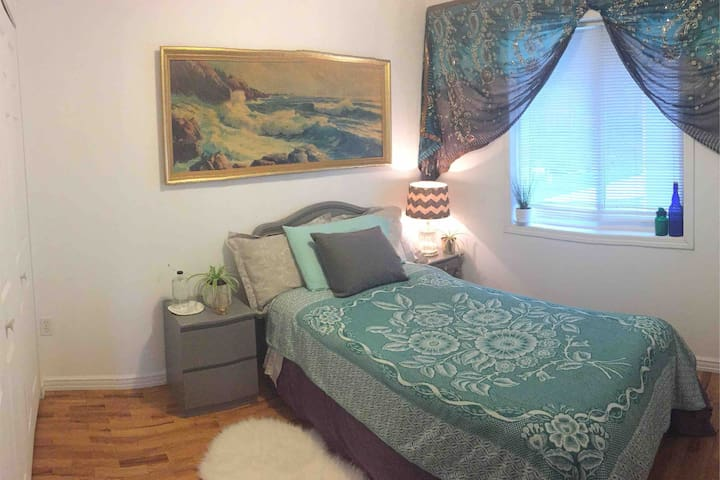Om Home Retreat Room - A Peaceful Place to Be