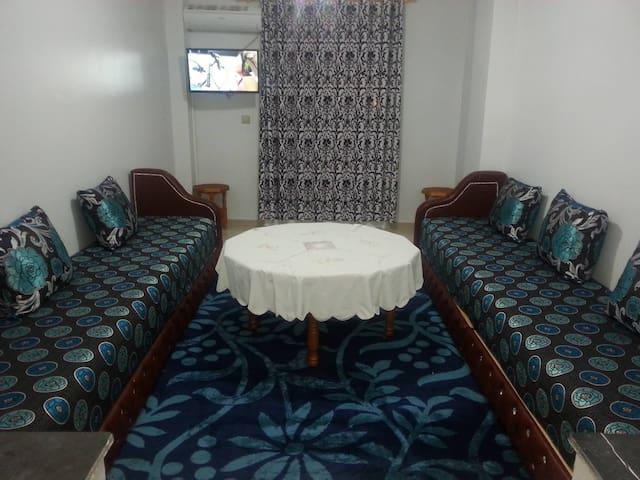 tres jolie appartement bien équiper - Oujda - Apartamento