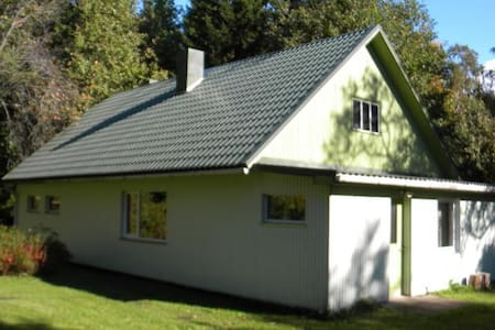 House for rent in quiet area near Pärnu - Pootsi