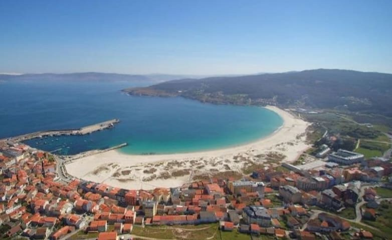 Galicia, Lage, Costa da morte, playa