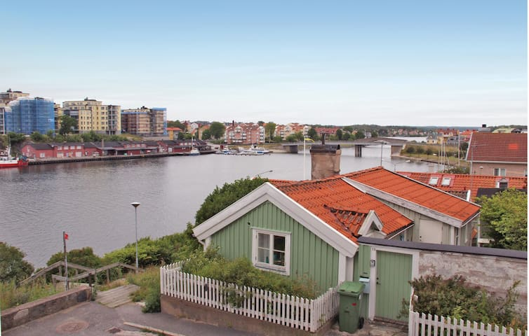 Holiday cottage with 1 bedroom on 37m² in Karlskrona