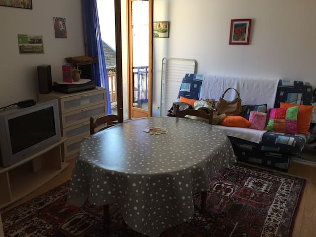 Appartement cosy en centre ville - Lourdes - Apartment