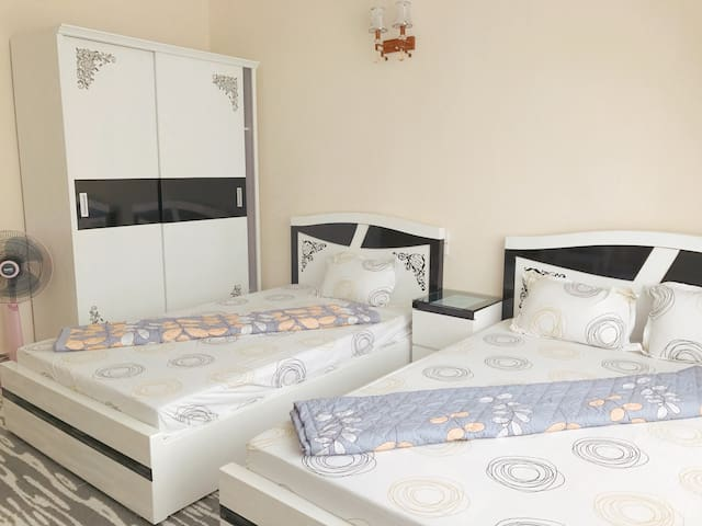 Babycat hotel - Deluxe 4 persons room