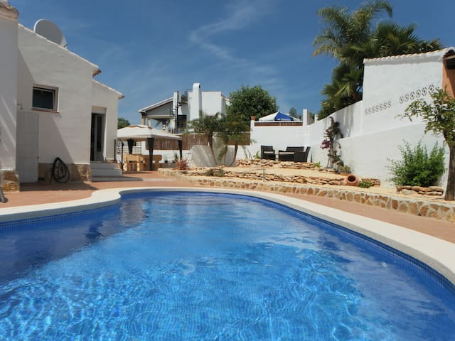 Javea 5 Bed Villa with private pool, near to beach - El Tosalet - Villa