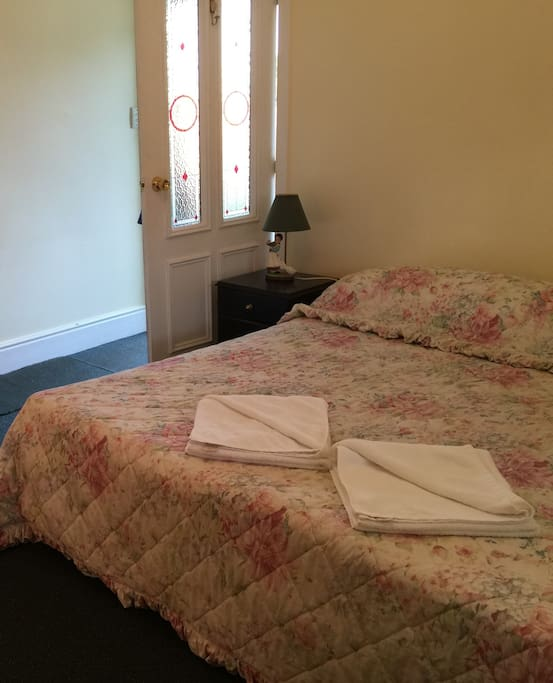Private en-suite room with King Size bed