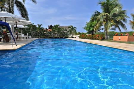Casa Belga - Isla Baru - Villa