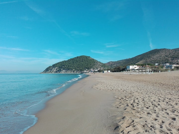 Welcome to the South:sun,sea,relax A CASTELLABATE