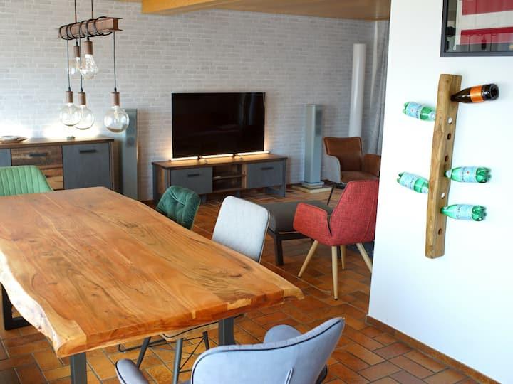 Ferienwohnung Auszeit, (Bietigheim-Bissingen), Ferienwohnung mit 97qm, 2 Schlafzimmer, max. 4 Personen