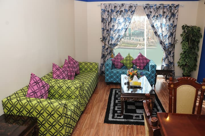 2 Bed Sea View Apartment(2), Arinza Tower Q Suites