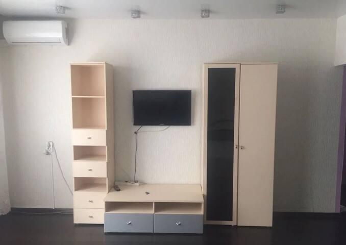 1-ая квартира, 37 м², 5\6 эт.
