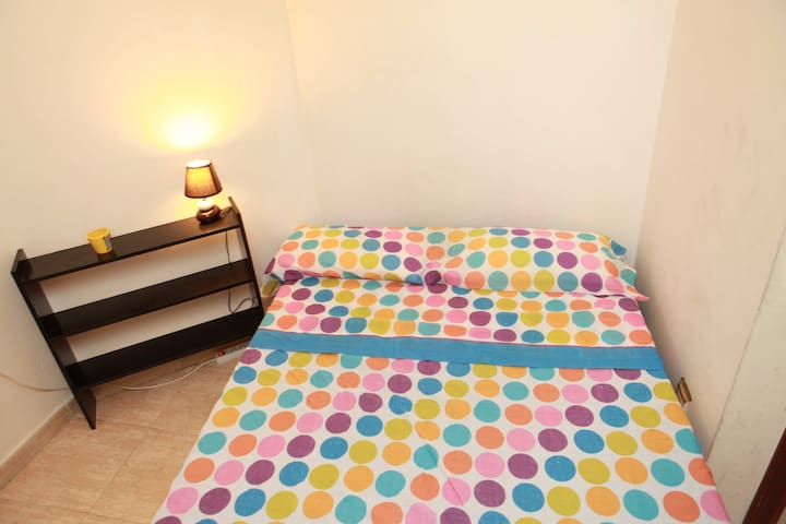Centric double-bedroom in BCN