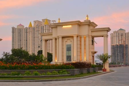 Fully Furnished - Hiranandani Upscale - Kanchipuram - อพาร์ทเมนท์