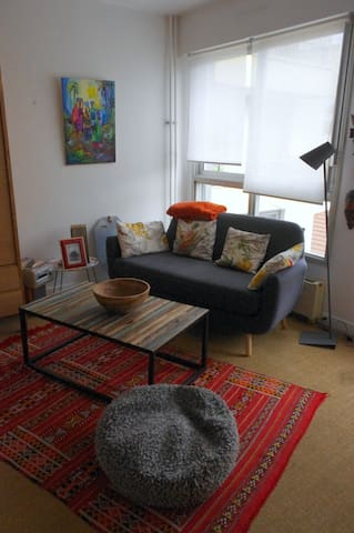 Cosy studio/Buttes Chaumont park - Paris - Apartment