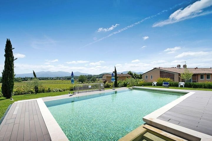 4 star holiday home in Monte San Quirico