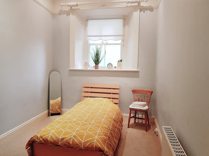 Single Room Victorian Property Town Centre