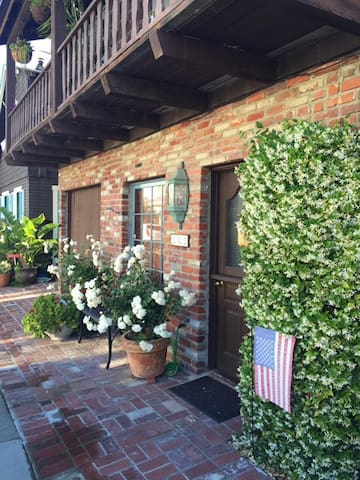 Darling Balboa Island Cottage - Newport Beach - Apartament