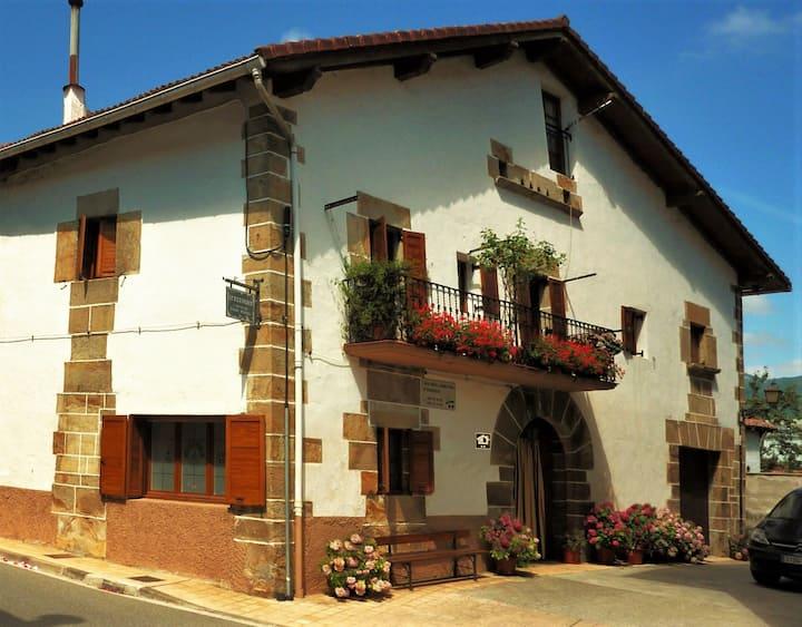 Casa Rural cerca de Pamplona, directo Autovía
