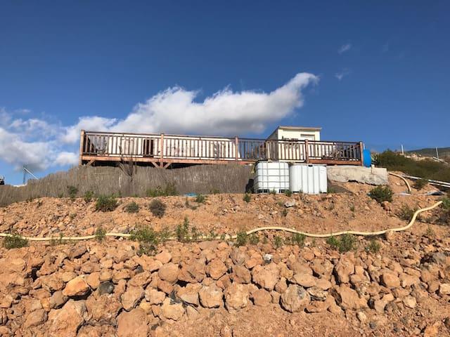 Caravan in the clouds - Arico el Nuevo - Chalet