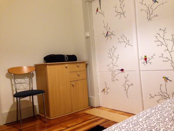 Cozy room in Geneva's city center