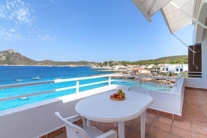 Exclusivo apartamento son vistas espectaculares - Sant Elm