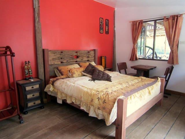 Moley's Resort Deluxe Room 2