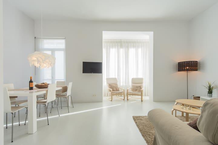 NEW LOVELY CITY CENTER FLAT+Wifi - 瓦倫西亞 - 公寓