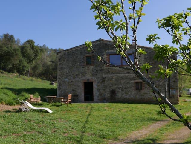 Mas Mont Rodó - Girona - Rumah