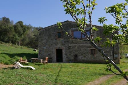 Mas Mont Rodó - จิโรน่า - บ้าน