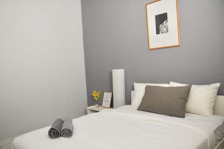 GRAYHAUS BU3 Deluxe Room @ Bandar Utama