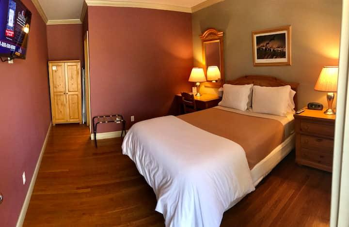 Southampton Hotel Room