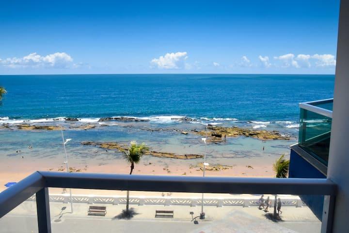 Hospedagem Bahia flat