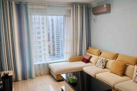 1958超温馨舒适公寓Cozy Double-bedroom Apartment