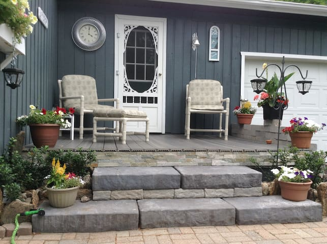 Your home away from home in Muskoka - Gravenhurst - Bed & Breakfast