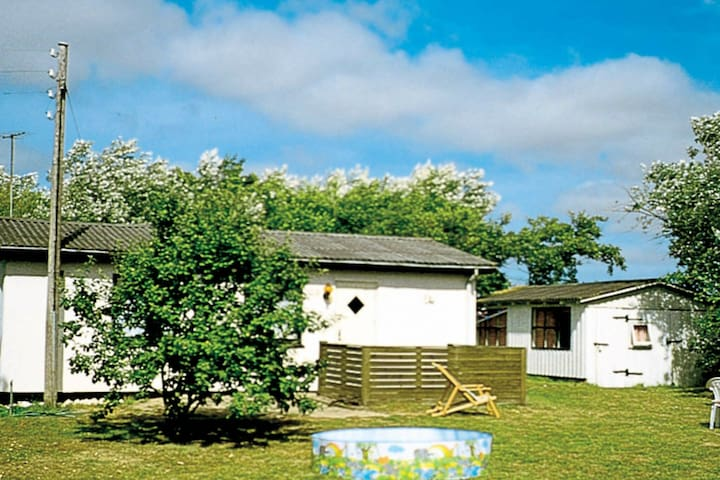 4 person holiday home in Erslev