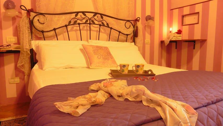 Limoni - Romantic apartment ideal for couples