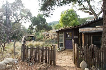 1929 Charles Greene Cabin Apartment - Carmel Valley - Apartament