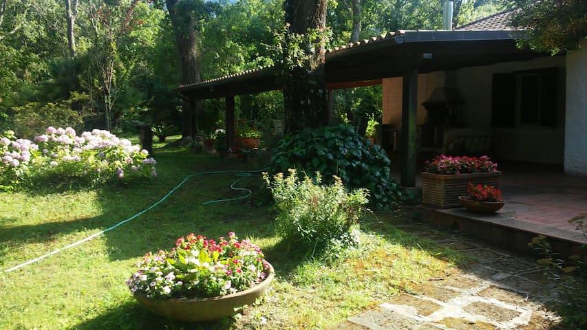 Molocale in villa alla Baia D'argento - Sabaudia