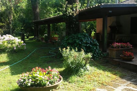 Molocale in villa alla Baia D'argento - Sabaudia - Casa de campo