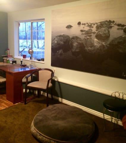 Cozy basement suit - Chilliwack - Dům